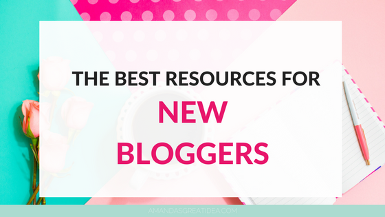 The Absolute Best Resources For New Bloggers