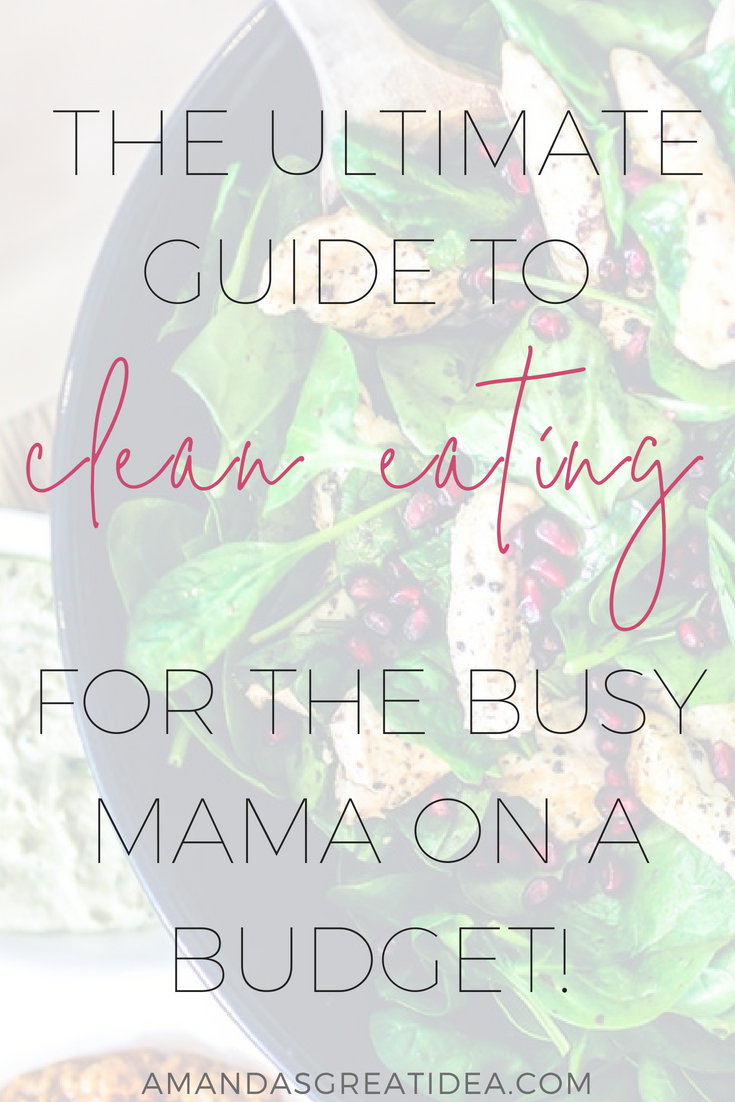 Are you wanting to ditch processed foods and elevate your health? It's easier than you think! Check out this post to learn all about how busy moms can improve the health of their family through eating real food! #cleaneating #detox #frugalmeals #eatrealfood #mealplan